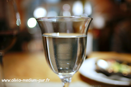 verre eau jeûne