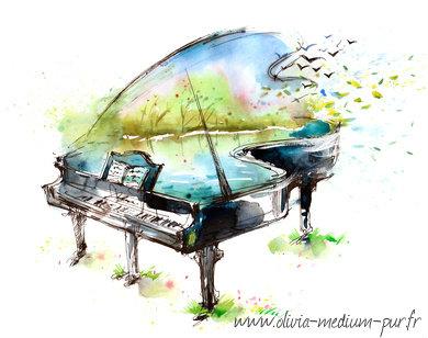 Laissez les sons de la nature guérir vos blessures