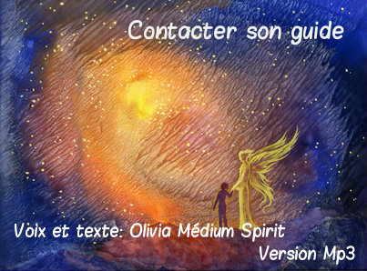 Contacter son guide mp3